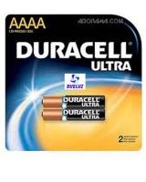 Pila Duracell Ultra (AAAA)  -