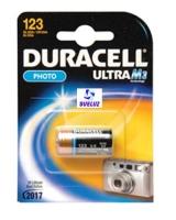 Pila Duracell CR123A 3V -