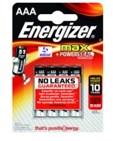 Pila Alkalina Energizer Ultra+ LR03 (AAA) -