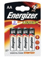 Pila Alkalina Energizer Ultra+ LR6 (AA) -