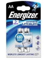 Pila Alkalina Energizer Lithium LR6 (AA) -