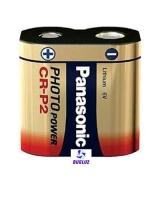 Pila Panasonic Lithium CR-P2  6V -