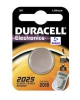 Pila Litio Botón Duracell 2025 3V -