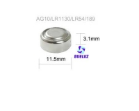 Pila Botón AG10/LR1130/LR54 (189) 1,5V -