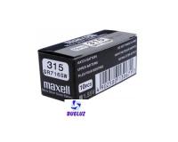 Pila Botón SR7 (315) 1,5V -