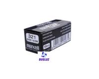 Pila Botón SR6 (321) 1,5V -