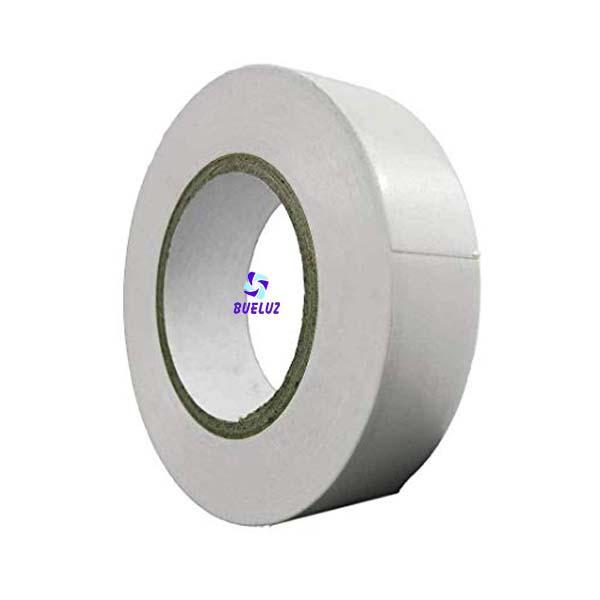 Cinta Aislante PVC 10 x 19 mm Blanca  -