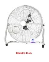 Ventilador Alta Potencia 45 cm diametro