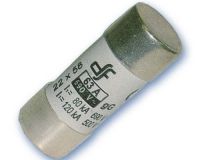 Fusible ceramico T-2 22x58 mm 16 Amp. -