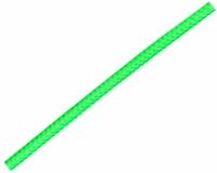 Manguera Forro Tela 2 x 0,75 Verde Claro -