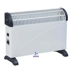 Convector Calefactor Estandar 750W-1250W-2000W