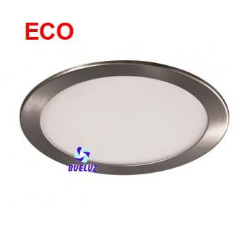 Downlight LED 20W extraplano Niquel Satinado 4000K