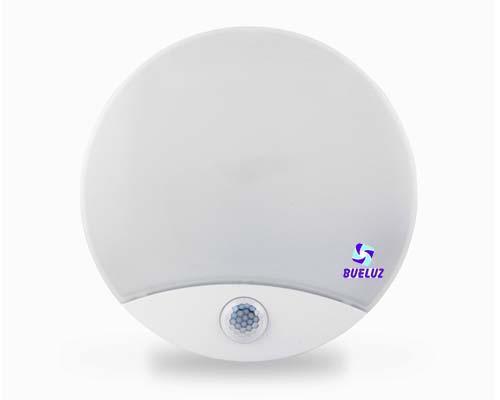 Aplique LED 10W 6000K con sensor de emergencia -