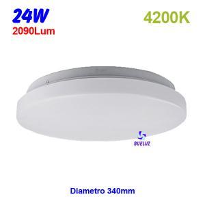 PLAFON LED 24W 4200K