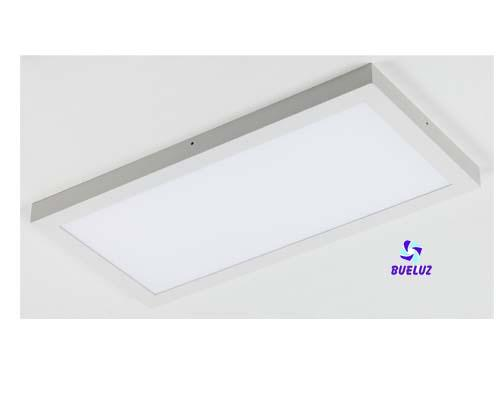 Pantalla LED Superficie 24W 4200K Blanco -