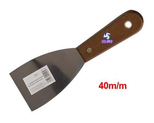 Espatula mango madera 40mm -