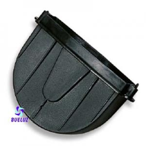 CAJETIN PLASTICO EMPOTRAR RECOGEDOR 139mm