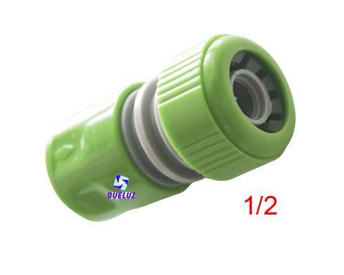 Conector rapido para manguera PVC 1/2