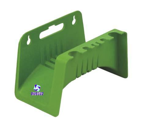 Soporte plastico para enrollar manguera