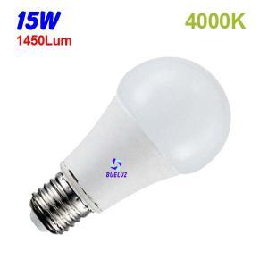 Standar LED E-27 15W Mate 4000ºK