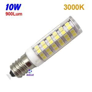 TUBULAR LED E-14 10W 3000ºK