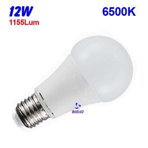 Standar LED E-27 12W Mate 6500ºK