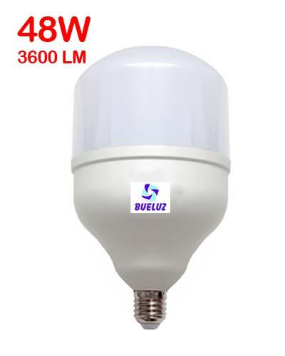 Lampara LED alta potencia 48W E-27 6000K