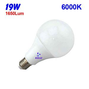 Globo LED 19W 95mm E-27 6000ºK