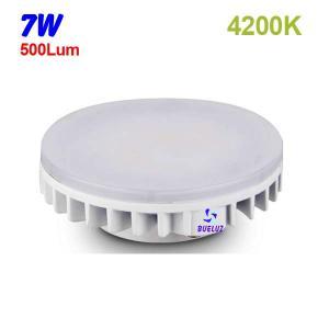 LAMPARA LED PASTILLA 7W GX53 4200K