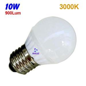 Esferica Led 10W E-27 3000ºK -