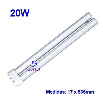 Lampara PL LED 20W 2G11 4200ºK