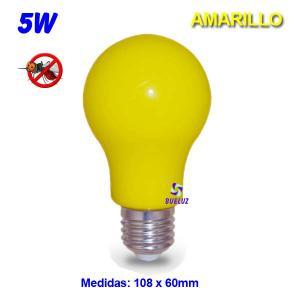Standar LED Antimosquitos 5W