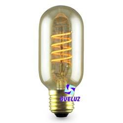 Lampara LED tipo Tubular E-27 4W 2000K  -