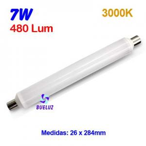 SOFITO LED 7W 3000K 26 x 284mm