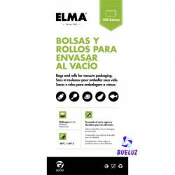BOLSAS GOFRADAS 10 x 25 cm ELMA