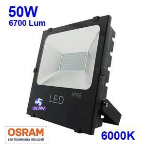 Proyector LED 50W 6000K OSRAM Tecnology  -