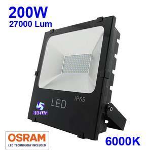 Proyector LED 200W 6000K OSRAM Tecnology  -