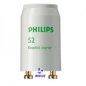 CEBADOR S-2  4 a 22w PHILIPS