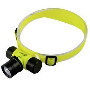 Linterna cabeza LED sumergible -