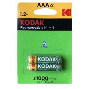 Pila Recargable KODAK LR03 (AAA) 1000 mAh