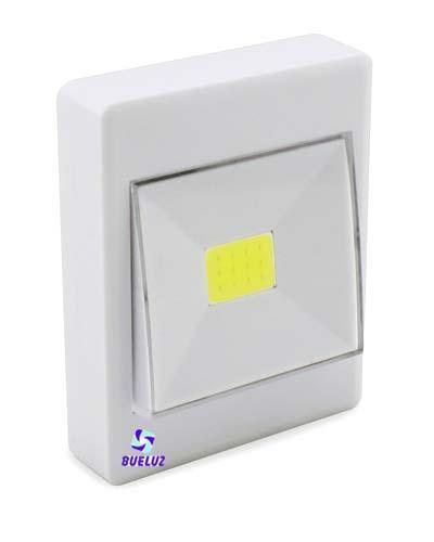 Luz armario LED COB+interruptor  -