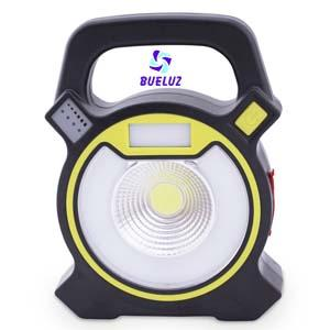 Linterna LED 9W Multiusos