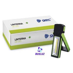 Linterna LED COB