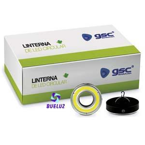 Linterna circular LED Cob