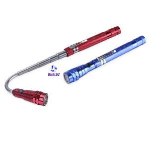 Linterna LED con brazo flexible de 3 LED