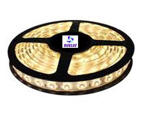 Tira LED 7,2W/Metro 3000ºK IP-68 -