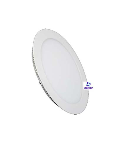 Downlight LED 12W extraplano Blanco 3000K