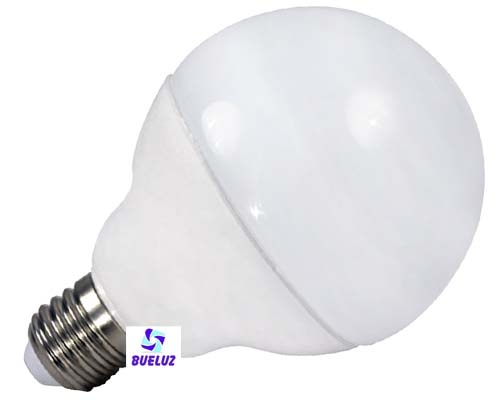 Globo LED 120mm E-27 18W 3000ºK -