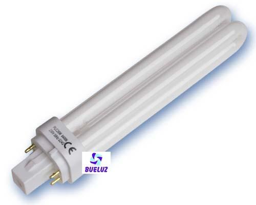 Lampara PLC 26W 4-Pin 2700ºK -