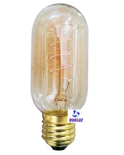 Lampara Tubular Decorativa E27 40W -